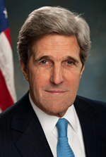 Official Photo of Secretary Kerry