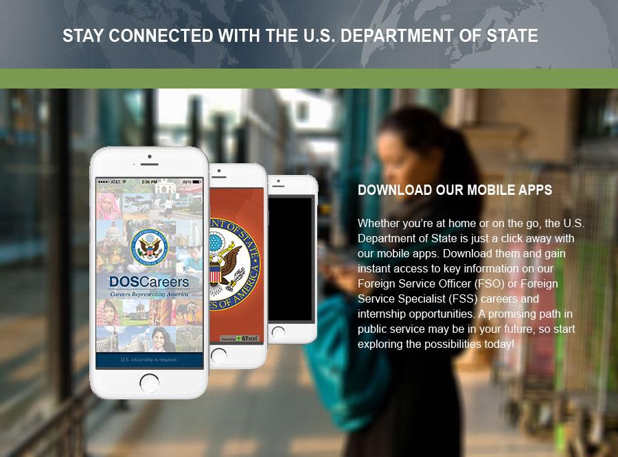 State Department Internship at U.S. Embassy question?