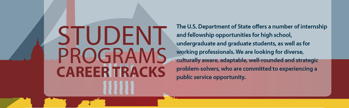 Student Programs Career Tracks