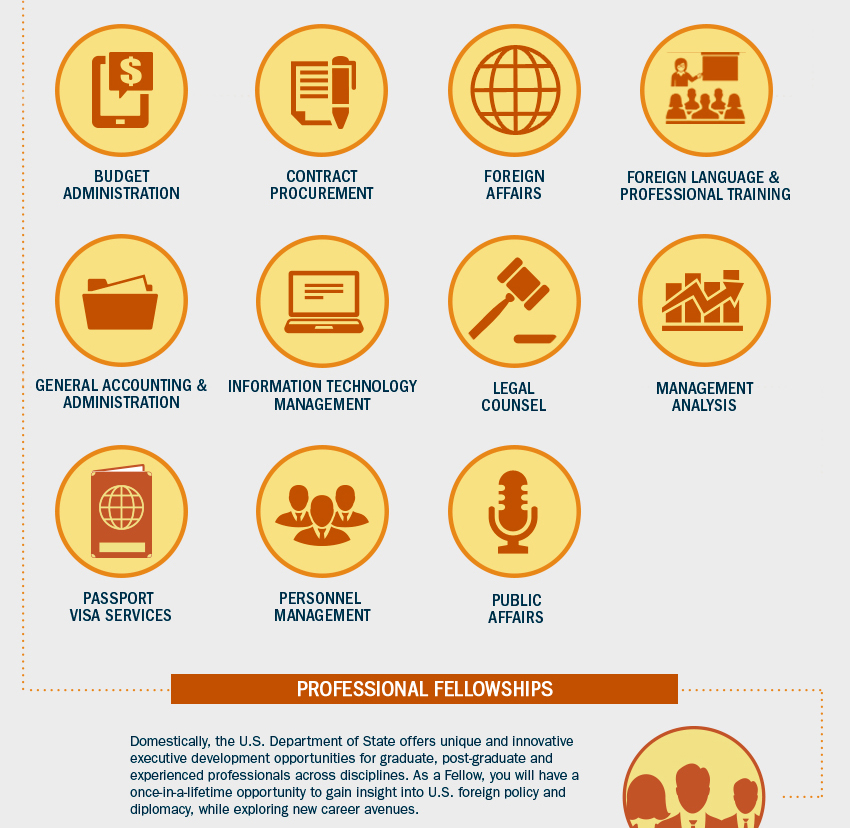 Careers Overview Infographic