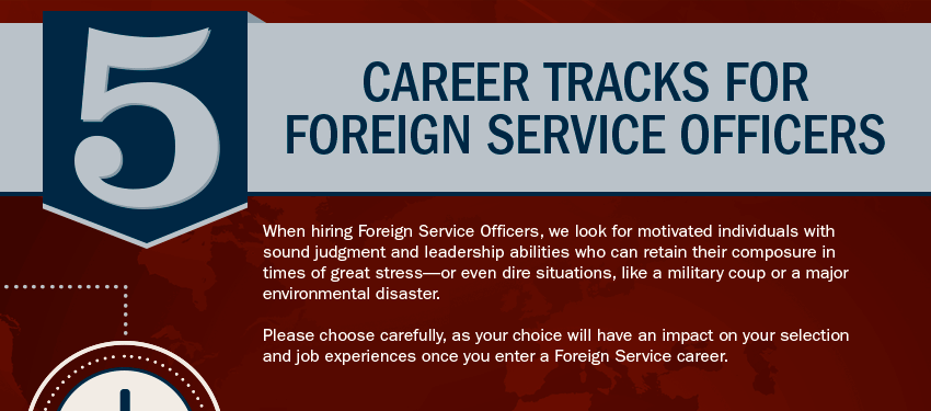 Career Tracks Infographic