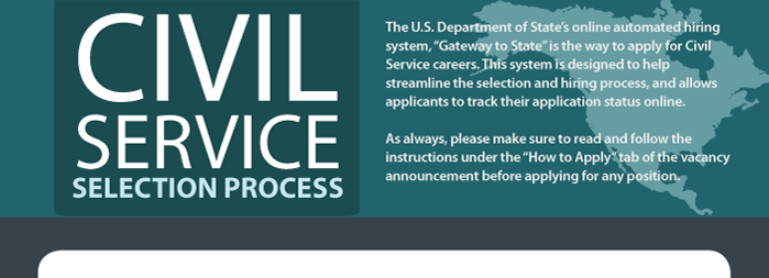 Civil Service Selection Process